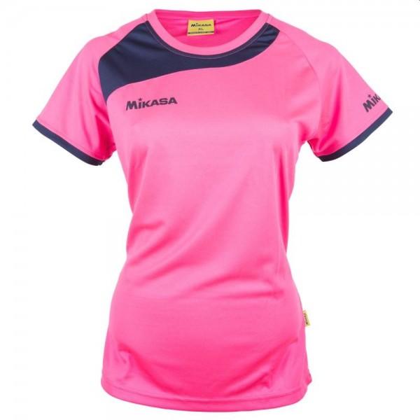 Mikasa Volleyball Trikot Damen pink navy