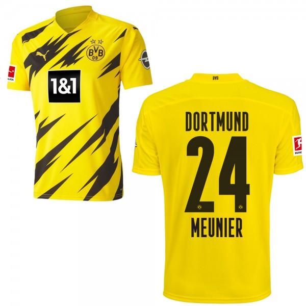 Puma Borussia Dortmund Heimtrikot 2020 2021 Herren Thomas Meunier 24