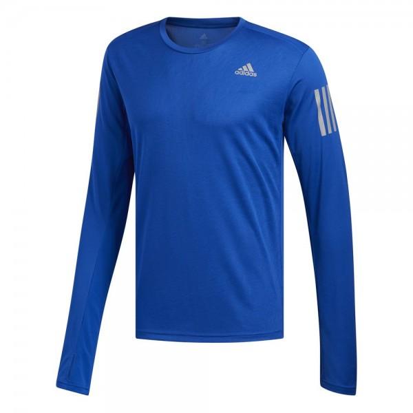 Adidas Own the Run Longsleeve Herren blau