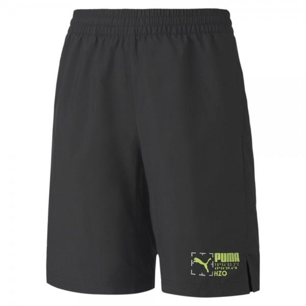 Puma Active Sports Woven Shorts Jungen schwarz