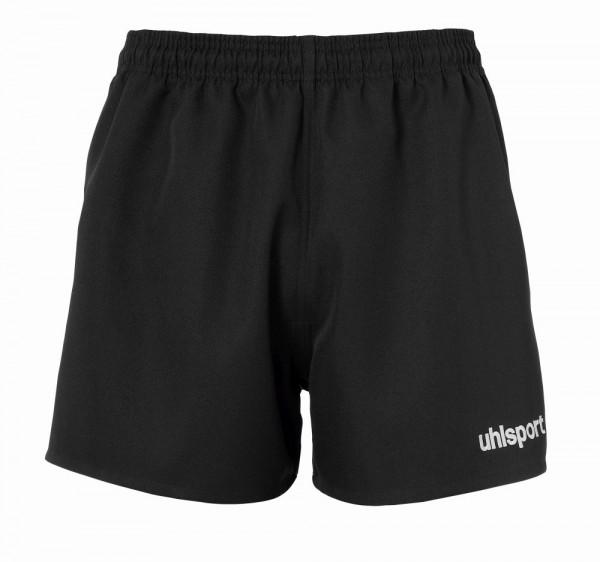 Uhlsport Fußball Rugby Shorts Herren Training kurze Hose schwarz