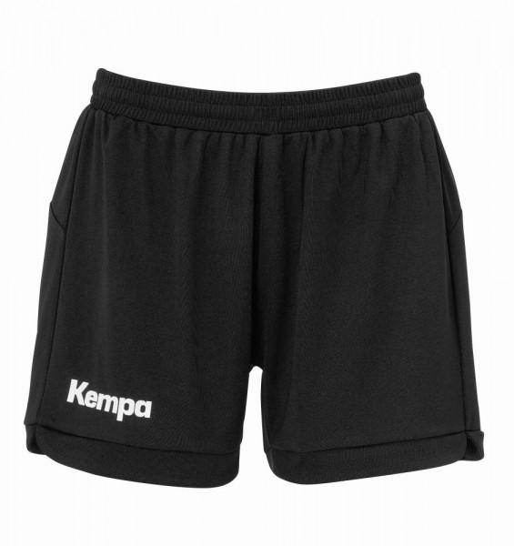 Kempa Handball Prime Shorts Damen kurze Hose schwarz