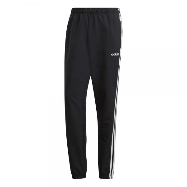 Adidas Herren Essentials 3-Streifen Wind Hose schwarz weiß