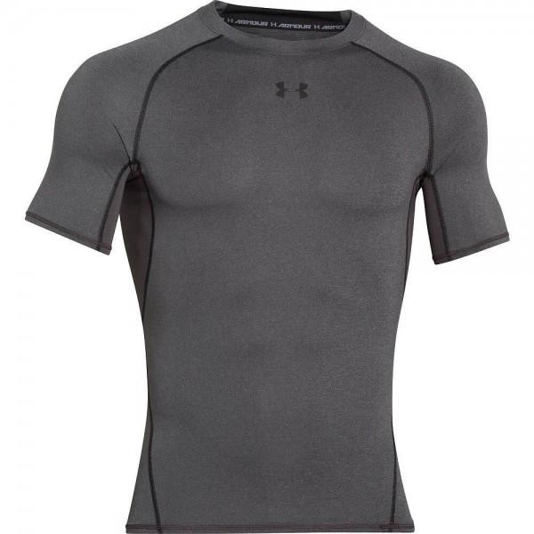 Under Armour Herren Kompressions-Shirt grau