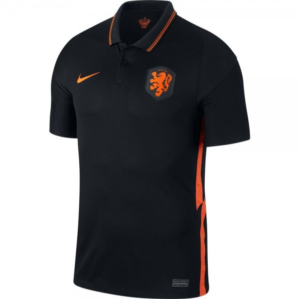 Nike Niederlande Away Trikot Euro 2020 Herren schwarz orange