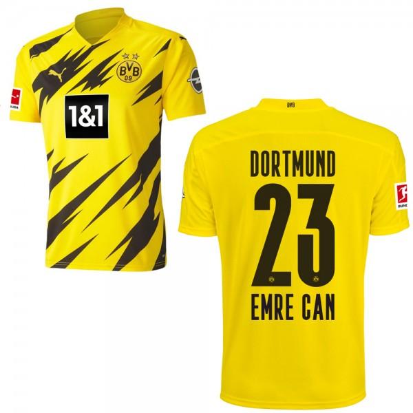 Puma Borussia Dortmund Heimtrikot 2020 2021 Herren Emre Can 23