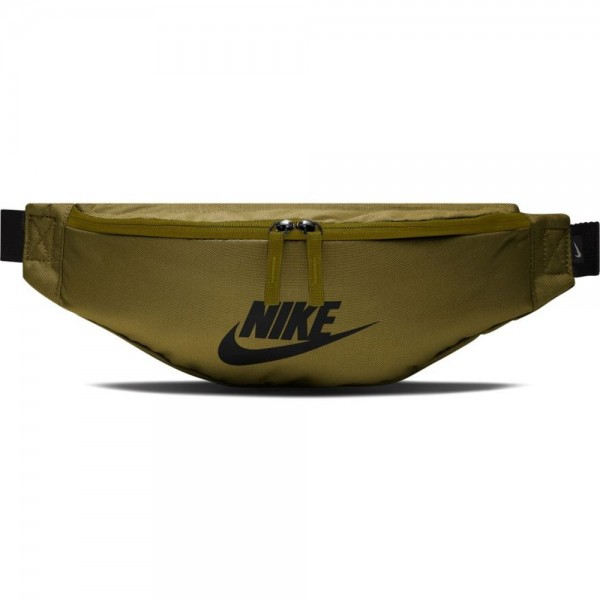 Nike Sportswear Heritage Hüfttasche oliv schwarz