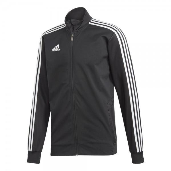 Adidas Fußball Tiro 19 Trainingsjacke Fußballjacke Herren schwarz