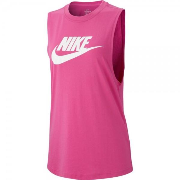 Nike Sportswear Tank Top Damen pink weiß