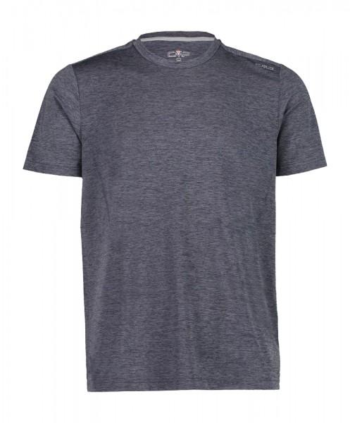 CMP T-Shirt Herren dunkelgrau