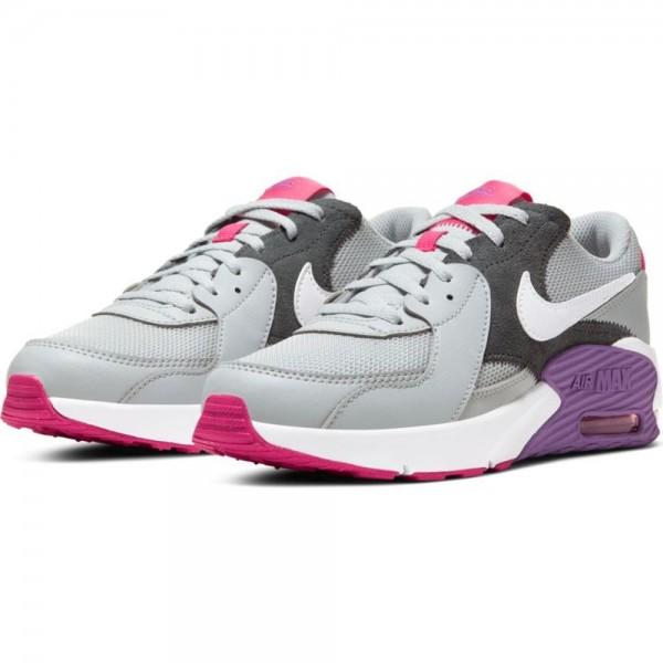 Nike Air Max Excee Trainingsschuhe Kinder grau weiß