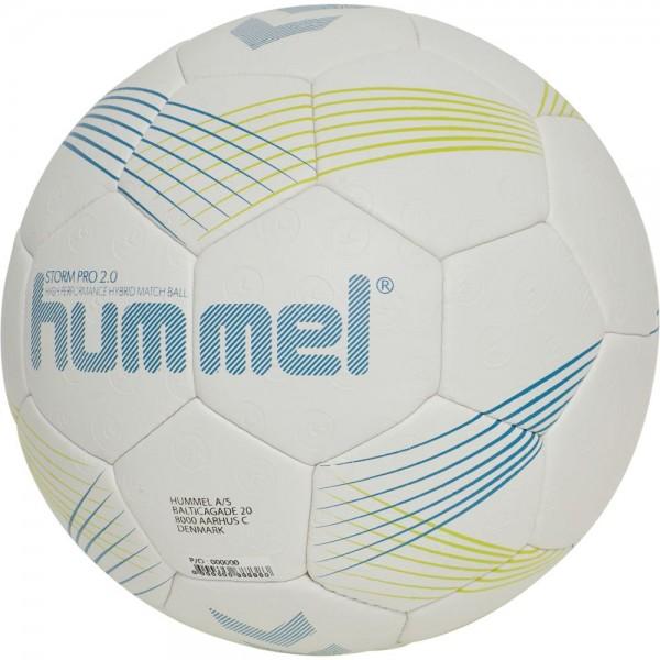 Hummel Handball Storm Pro 2.0 hellgrau blau