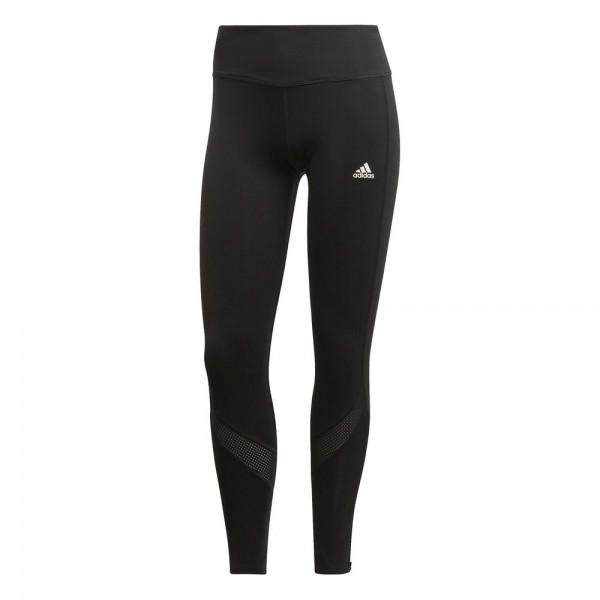 Adidas Own The Run Tights Damen schwarz