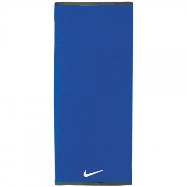 Nike Fundamental Handtuch blau