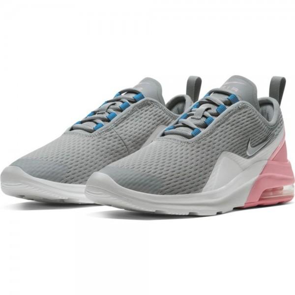 Nike Air Max Motion 2 Trainingsschuhe Kinder grau pink