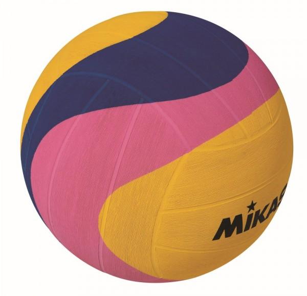 Mikasa Wasserball W6009W Spielball Frauen Gr 4 gelb blau pink