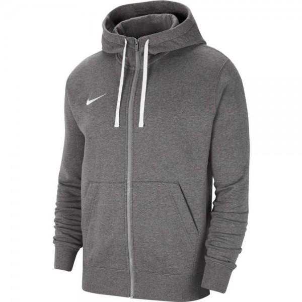 Nike Team 20 Kapuzenjacke Herren dunkelgrau weiß