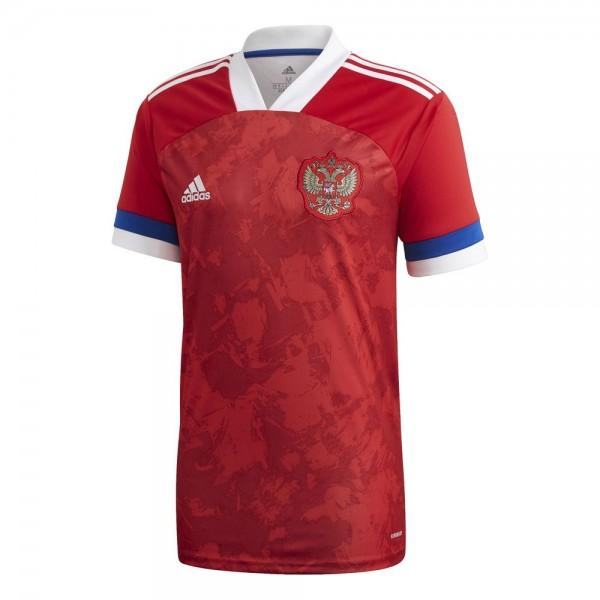 Adidas Russland Home Trikot 2020 2021 Kinder rot weiß