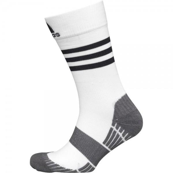 Adidas Fußball Training Socken Herren Sportsocken weiß schwarz Größe 43-45