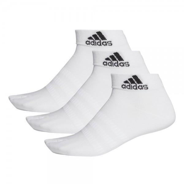 Adidas Ankle Socken 3 Paar weiß