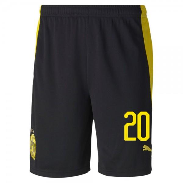 Puma Borussia Dortmund Heimshorts 2020 2021 Herren Reinier Jesus 20