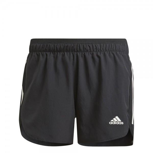 Adidas Run It Laufshorts 4-Inch Damen schwarz