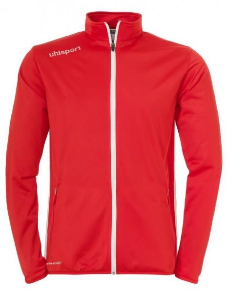 Uhlsport Fußball Essential Classic Trainingsanzug Herren rot weiß