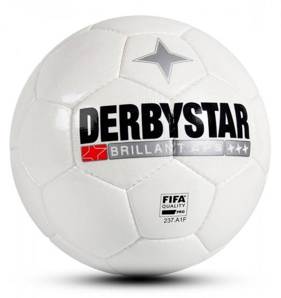 Fußball Derbystar Hyper APS Fußball Wettspielball Fifa Quality Pro Matchball Gr.5 Sport