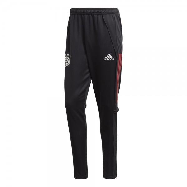 Adidas FC Bayern München Trainingshose 2020 2021 Herren schwarz rot