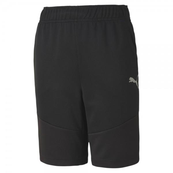 Puma Active Sports Poly Shorts Kinder schwarz