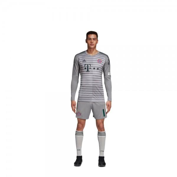 Adidas FCB FC Bayern München Heim Torwarthose Torwartshorts 2018 2019 Neuer 1 Herren Kinder