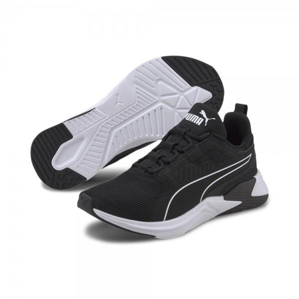 Puma Disperse XT Trainingsschuhe Damen schwarz weiß