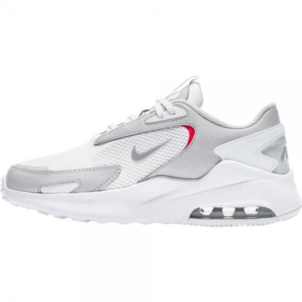 Nike Air Max Bolt Laufschuhe Damen grau weiß