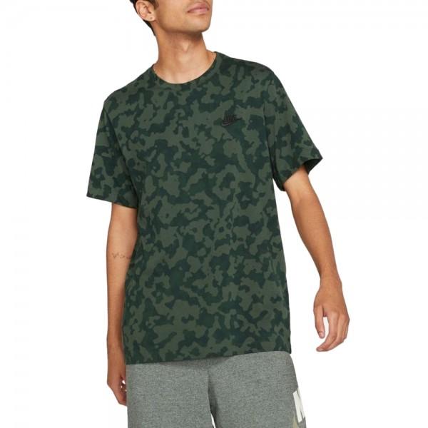 Nike Club T-Shirt Herren grün