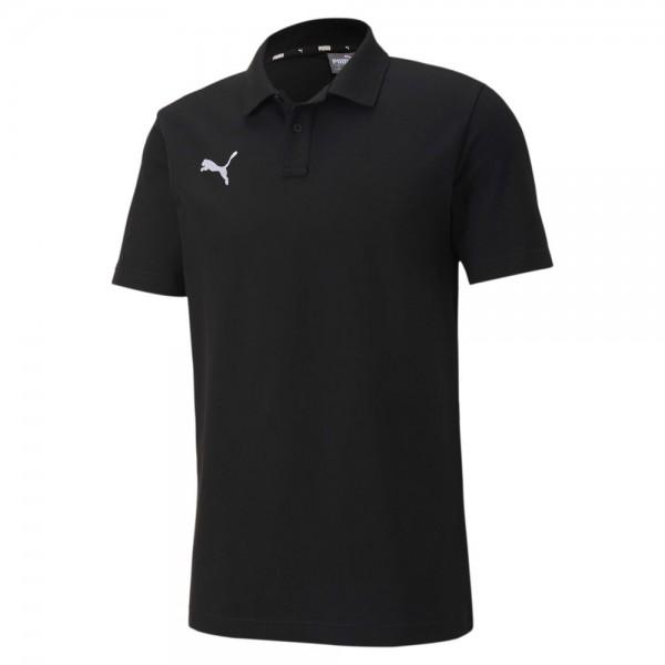 Puma GOAL 23 Casuals Polo-Shirt Herren schwarz