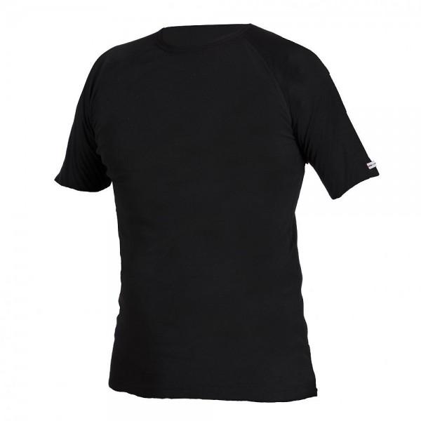 Cmp Herren Unterziehshirt T-Shirt schwarz