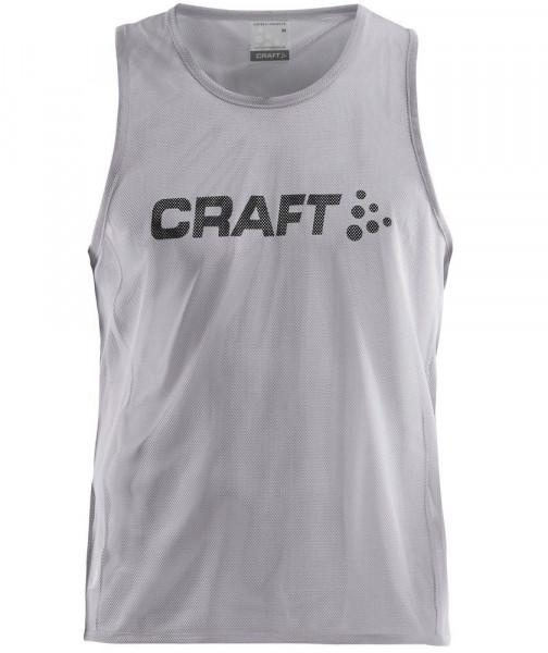 Craft Pro Control Vest Trainingsleibchen Kinder grau
