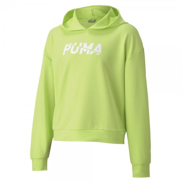 Puma Modern Sports Hoodie Mädchen grün
