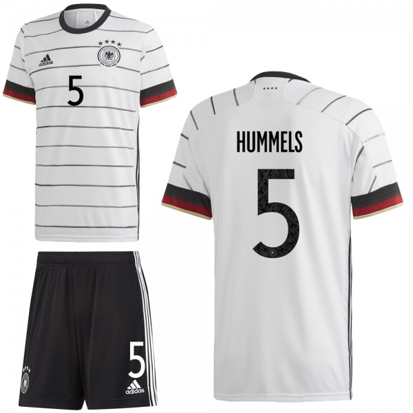 Adidas Deutschland Heimset UEFA Euro 2020 Herren Hummels 5