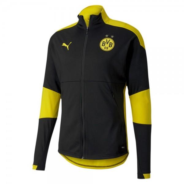 Puma BVB Trainingsjacke 2020/21 Herren schwarz gelb