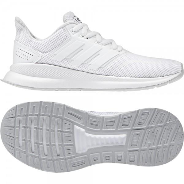 Adidas Running Runfalcon Schuh Laufschuhe Kinder weiß