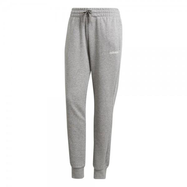 Adidas Damen Essentials Solid Hose grau Langgröße