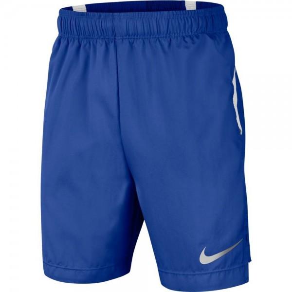 Nike Trainingsshorts Kinder blau