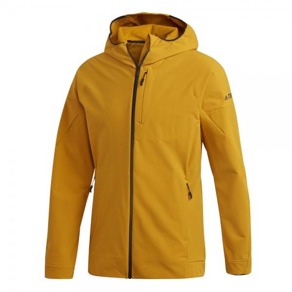Adidas TERREX Climaheat Ultimate Fleecejacke Herren gold