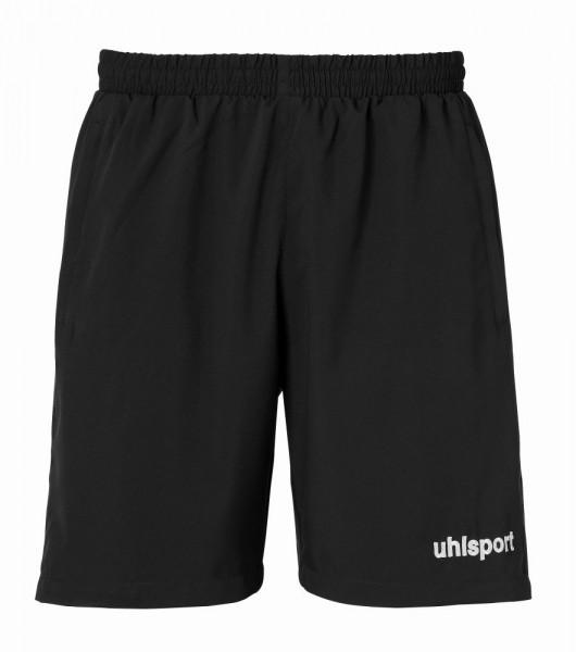 Uhlsport Fußball Essential Webshorts Herren kurze Hose schwarz