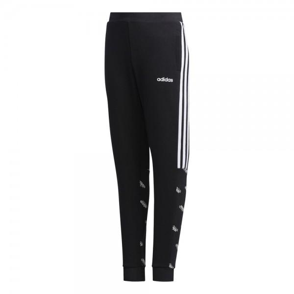 Adidas Core Favorites Hose Kinder schwarz weiß
