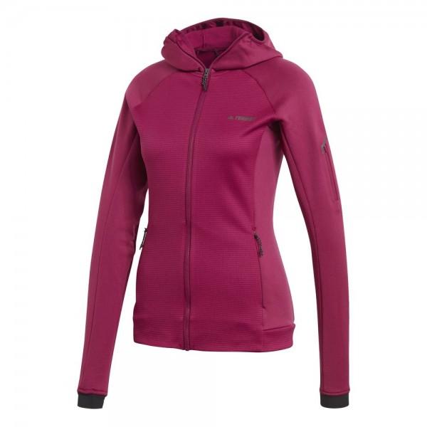 Adidas Stockhorn Hooded Jacke Damen rot